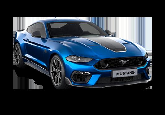 Ford Mustang Mach 1 2021 5.0 L V8