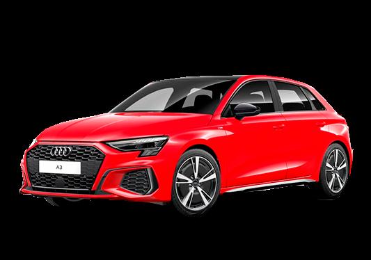 Audi A3 Sportback 2022 Performance Black 40 TFSI S tronic
