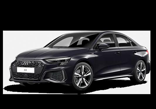 Audi A3 Sedan 2022 Performance Black 40 TFSI S tronic