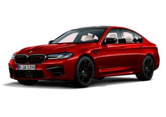 M5 Competition 2022