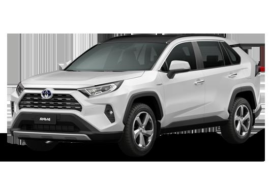 Toyota RAV4 2021 SX Connect