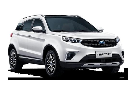 Ford Territory 2022 Titanium 1.5 Turbo EcoBoost AT