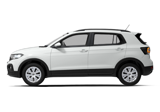 Volkswagen T-Cross 2021 Sense 200 TSI Automática