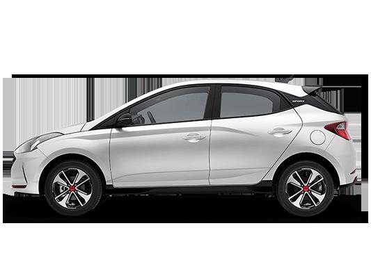 Hyundai HB20 Sport Nova Geração 2022 1.0 Turbo