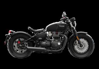 Bonneville Bobber Black 2021