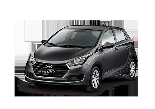 Hyundai NOVO HB20 2018
