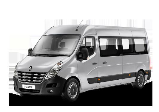 Master Minibus Executive L3H2 16 Lugares